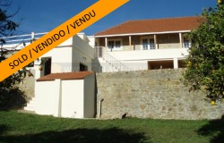 Exceptional modernisation of a traditional Portuguese house for sale near Vila Nova de Poeiras