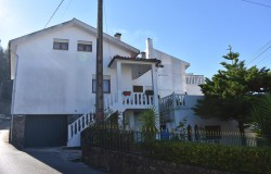 2 bedroom semi-detached house with separate 2 bedroom flat and garage for sale near Lousã