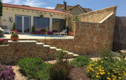 A stylish and contemporary home with a plunge pool and excellent views over the countryside for sale just outside Tomar