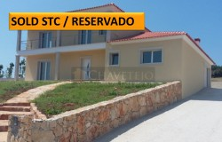 A brand new 4 bedroom detached property currently in the final phases of construction for sale near Ansião.
