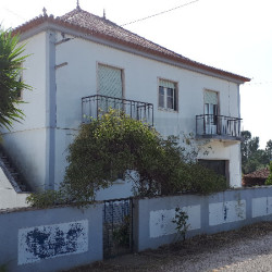 A spacious property with great curb appeal and within walking distance to the lake for sale in Central Portugal at 2300 Tomar, Portugal for 155000