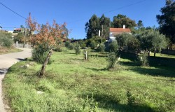 Building plot,beautiful rural location but close to town, with cafe at 5 minutes and great views for sale near Pombal