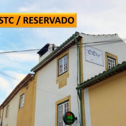 A one bedroom apartment for sale in the heart of the historical part of town Tomar, Central Portugal at Tomar for 68000