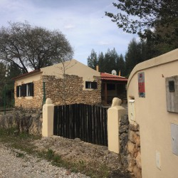 Unique restored watermill 2 bedroom, 3.6 ha of land, 2 ha flat, river stream, no immediate neighbors, close to Alvaiázere at Alvaiazere for 199000