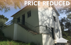 Traditional 2 bed property, very private with over 2 acres of land, borehole close to ferreira do zezere
