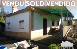 A little farm house in pretty good condition, only in need of modernization works for sale near Pedrógão Grande