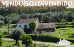 A charming countryside property situated in a quiet piece of Portuguese countryside for sale near Ferreira do Zêzere