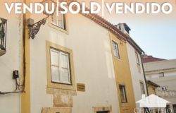 A one bedroom apartment for sale in the heart of the historical part of town Tomar, Central Portugal