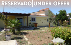 A modern two to three bedroom house located at the end of a small hamlet, 2,5 km from the market town of Vila Facaia.
