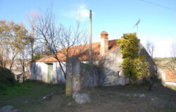 A bargain property with a small garden for sale only 20 minutes outside of Tomar.