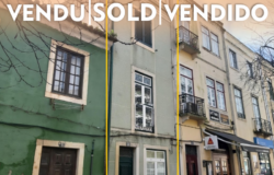 A great investment opportunity for anyone looking to purchase a townhouse in the historical centre of Tomar, Central Portugal