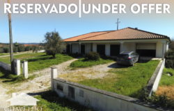 A Large Three Bedroom Property With Land For Sale Near Tomar Central Portugal