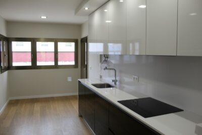 A brand new two bedroom apartment with garage for sale in the centre of Tomar