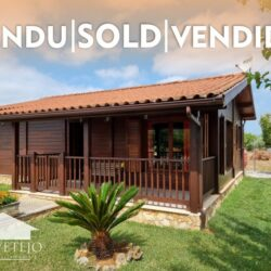 2 Bed Wooden House With Guest Annex For Sale Near Ferreira Do Zêzere at Ferreira do Zêzere for 95000
