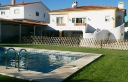 House for sale with swimming pool,Tomar  Central Portugal