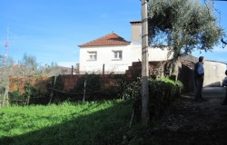 A two bedroom stone house with annex for sale near to Pedrógão Grande in central Portugal